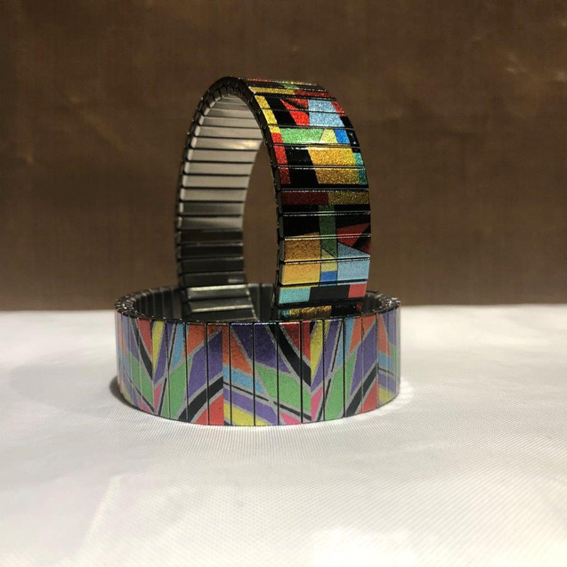Limited Edition Checkers Kites bracelets by Urband London