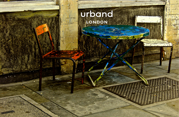 Urband London with us. Comfortable and stylish stainless steel bracelets