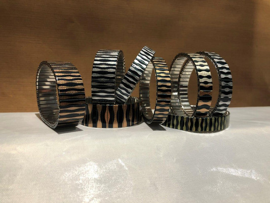 Waves Drops Bracelets Collection by Urband London