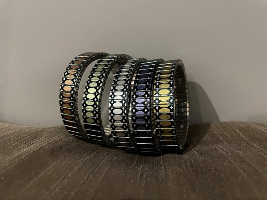 Ovals Stretched Bracelets By Urband London