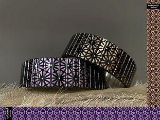 Stars Triangled Bracelets by Urband London