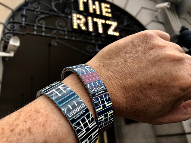Urband London at the world renowned Ritz Hotel, London