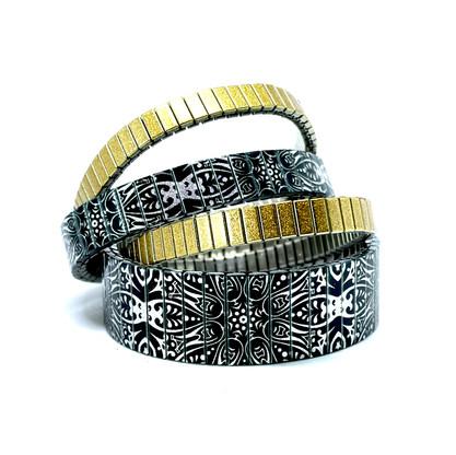 Hippie + Solo bracelets