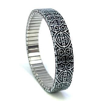 Circles Mandala 15S10 Metallic