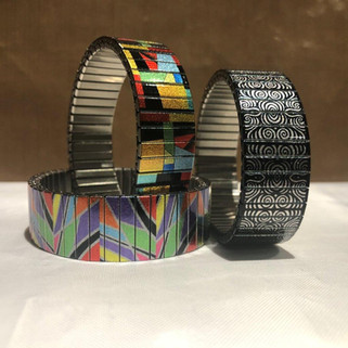 Checkers Kites bracelets by Urband London