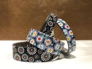 Flowers Garden bracelets by Urband London