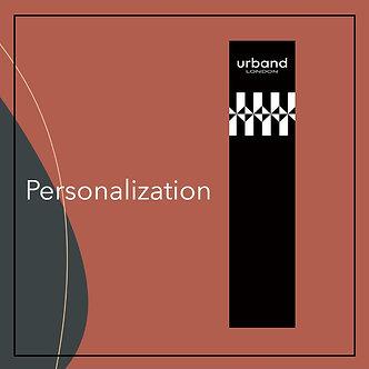 Personalization 1W10