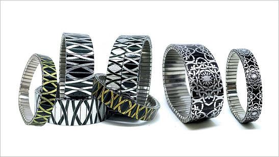 Celtic bracelets by Urband London