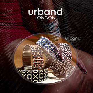 XO bracelets by Urband London