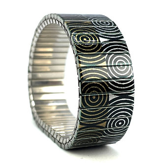 Circles Discs 15S18 Metallic