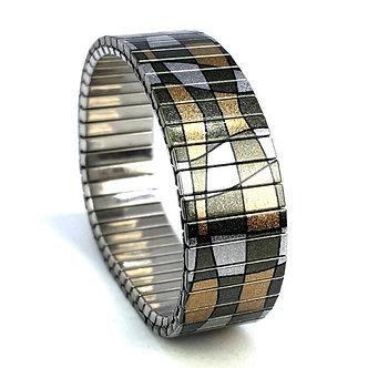 Checkers Maze 11S18 Metallic