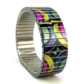 Circles Shapes 13S18 Metallic
