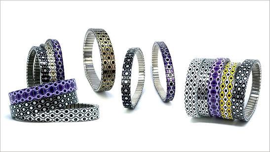 Eyes bracelets by Urband London