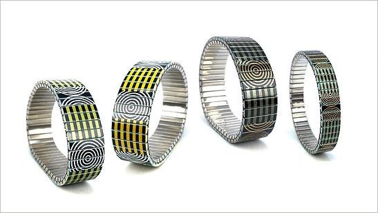 Mix Tribes bracelets by Urband London