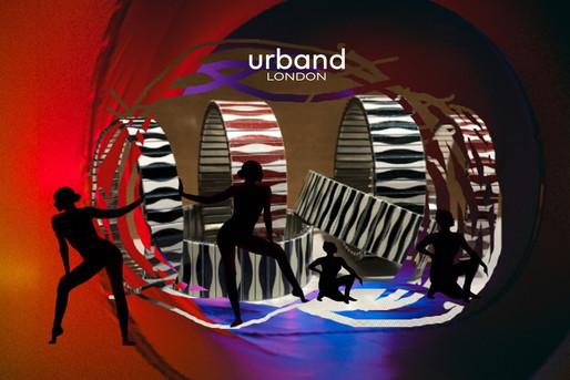 Waves Drops bracelets by Urband London