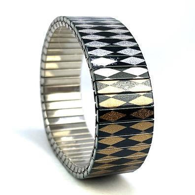 Urband London Checkers Simplicity 7S18 Metallic