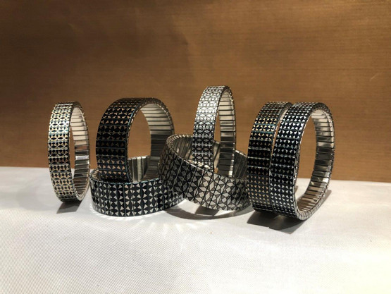 Stars Triangled Bracelets Collection by Urband London