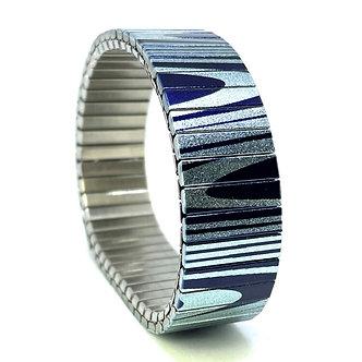 Waves Lines 10S18 Metallic
