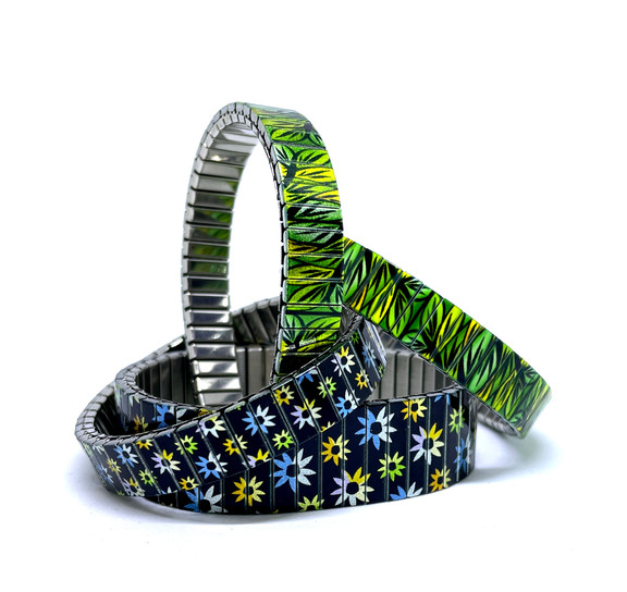 Flowers Daisies bracelets