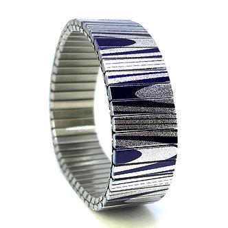 Waves Lines 17S18 Metallic