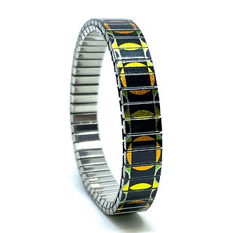 Circles Shapes 9S10 Metallic