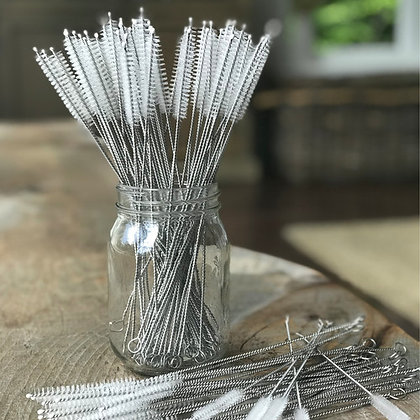 Reusable Straw Brush