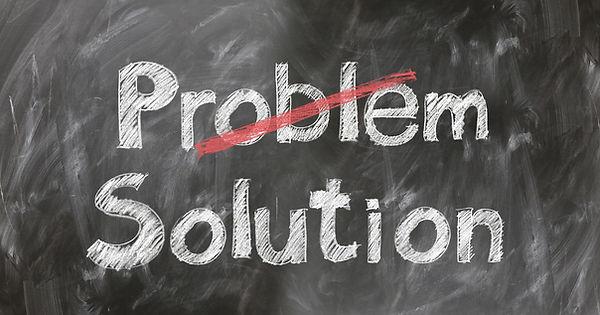 résolutio de problème recherche de solution