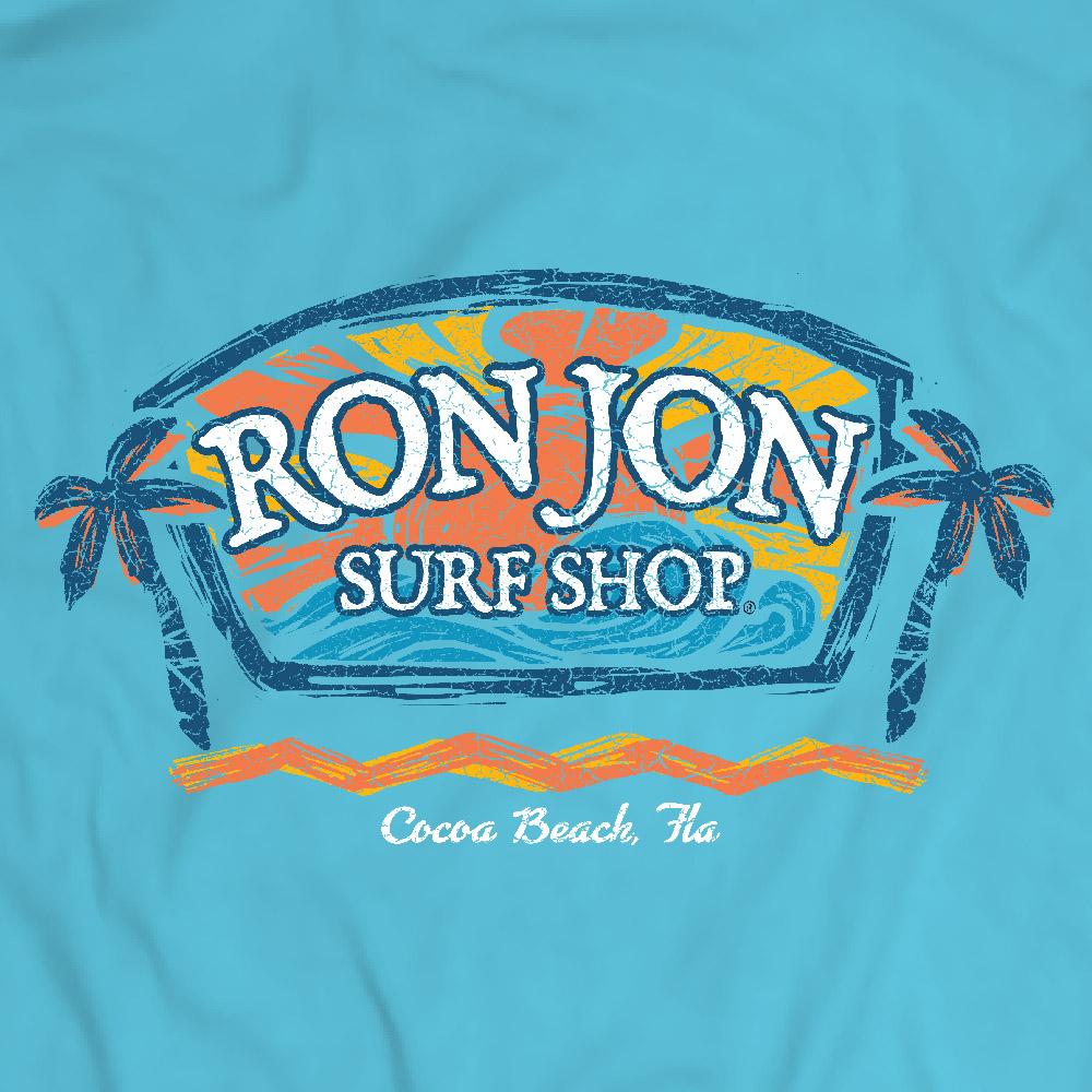RON JON WOODCUT