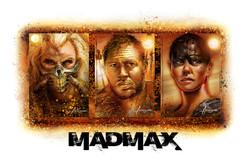 MAD MAX HORIZONTAL