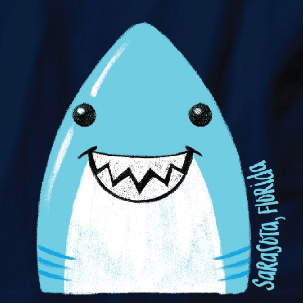 CRAYON SHARK