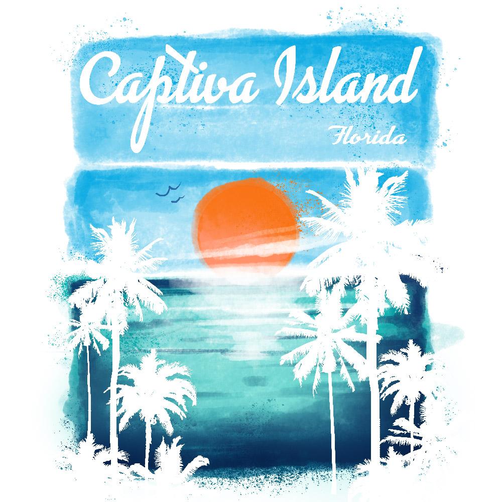 CAPTIVA ISLAND SCENE
