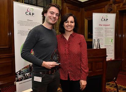 Henry Maybury & Caroline Flint MP | Lost Days Charitable Trust