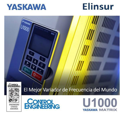 U1000 - Premio 2016 ENGINEERS' CHOICE AWARD