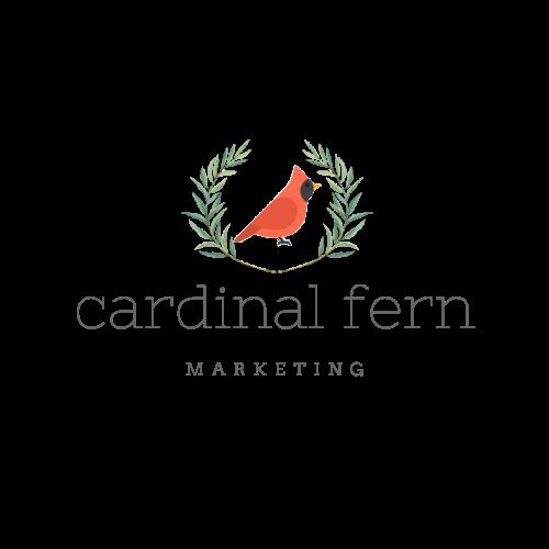 Cardinal Fern Logo