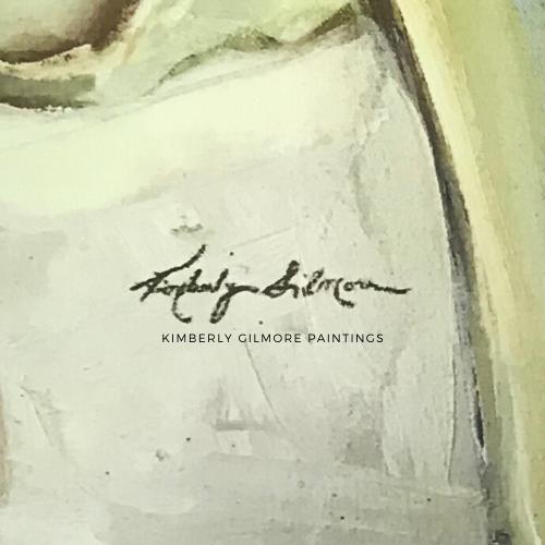 Kimberly Gilmore Paintings Logo