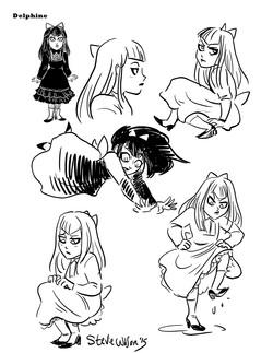 Delphine style sheet