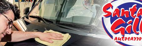 """Riccardo Melis, Autocarrozzeria Santa Gilla di Cagliari, e vicepresidente Federcarrozzieri: """"Oxygen,"""