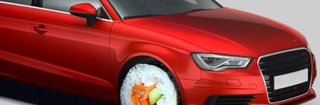 Il sushi low cost uccide. Ma pure il carrozziere low cost