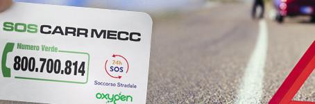 Oxygen Card, ovvero come riportare le auto in carrozzeria