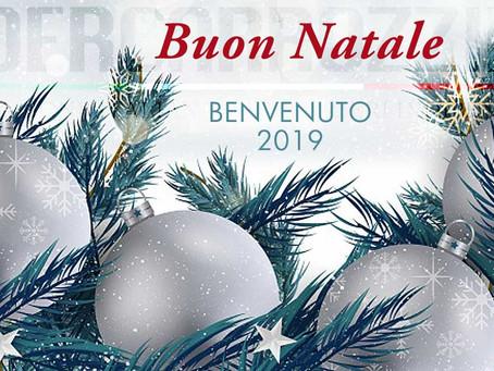 Buon Natale 2018 e felice 2019 da Federcarrozzieri