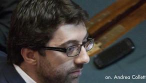 Le linee guida abusive arrivano in Parlamento: l'interrogazione di Andrea Colletti.