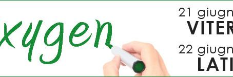 Doppio appuntamento laziale per Oxygen con le novità SOS Carr e SOS Carr+Mecc