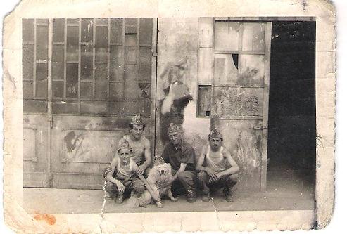 Soci fondatori Carrozzeria Marangon