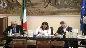 Aggiornamento: I video e il testo dell'Audizione dei rappresentanti di Federcarrozzieri sulla