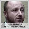 Luigi Gabriele Rete Consumatori Italia