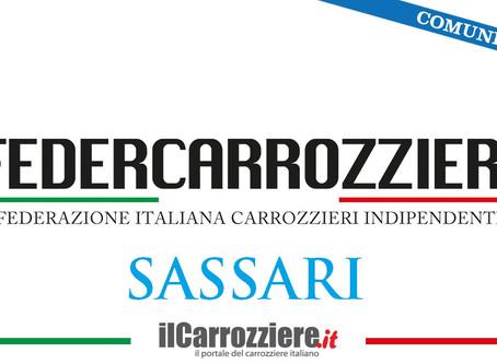 12 Gennaio Federcarrozzieri a Sassari