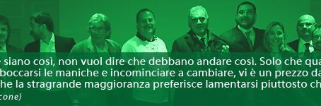 Napoli: straordinaria dimostrazione di unione contro il ddl concorrenza