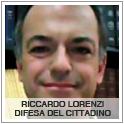 Riccardo Lorenzi Mocimento Difesa del Cittadino