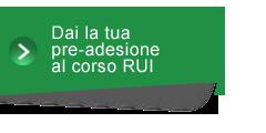 Pre-adesione corso RUI