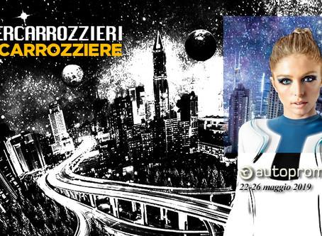 Tutti all'Autopromotec di Bologna 2019: c'è Federcarrozzieri con due stand!